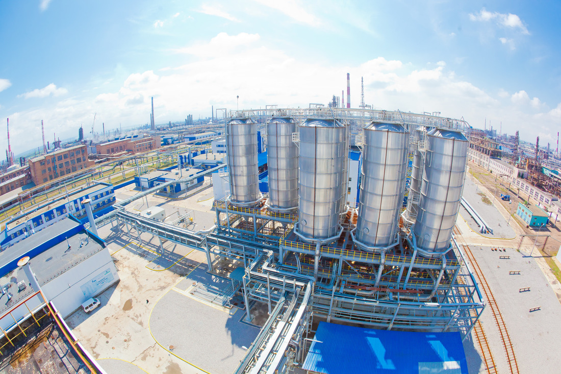 HDPE Production Facility of Monomer Plant