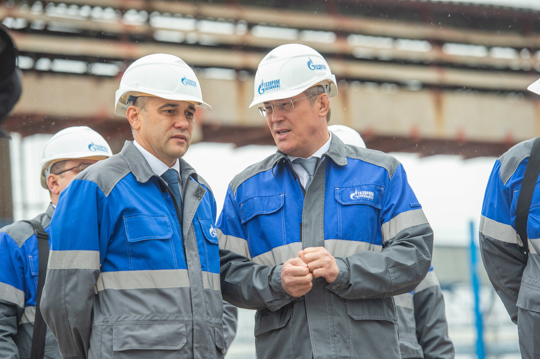 "Radiy Khabirov: ""Gazprom neftekhim Salavat is a unique enterprise for Bashkortostan"""