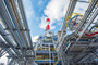 The Company increased refining of crude hydrocarbons