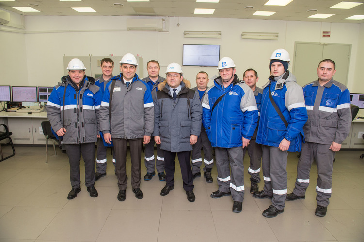 Gazprom neftekhim Salavat and Town Administration plan to cooperate in future