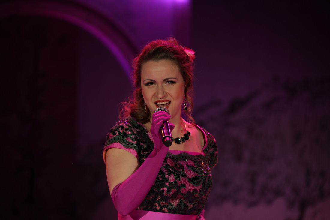 Marina Matveeva, a repeated prizewinner of the festival