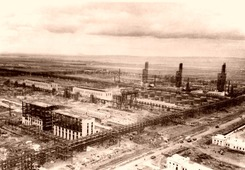 Construction of Industrial Complex No. 18