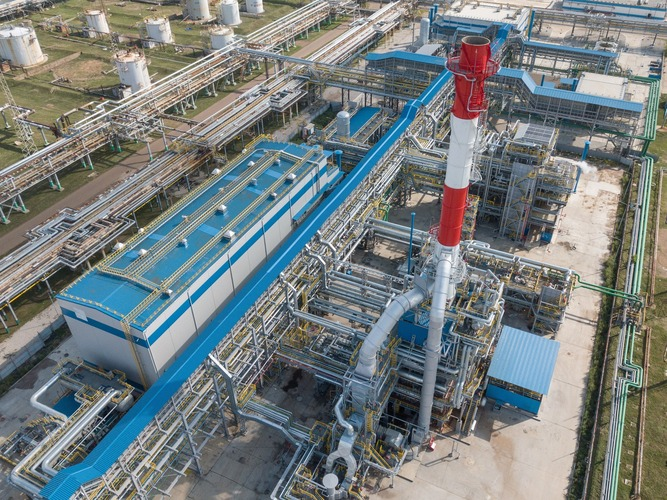 Start of New Hydrogen Production