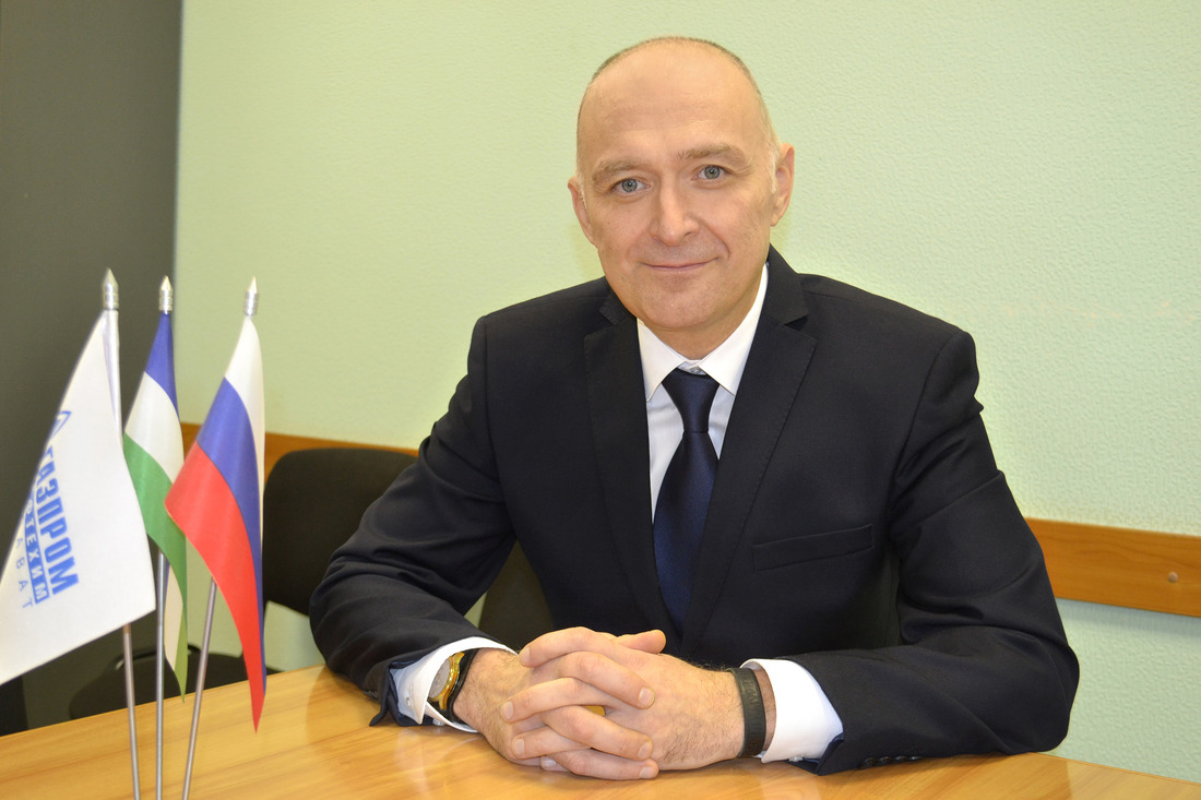 Andrey Shapchenko, Chairman of Trade Union Committee of Gazprom neftekhim Salavat