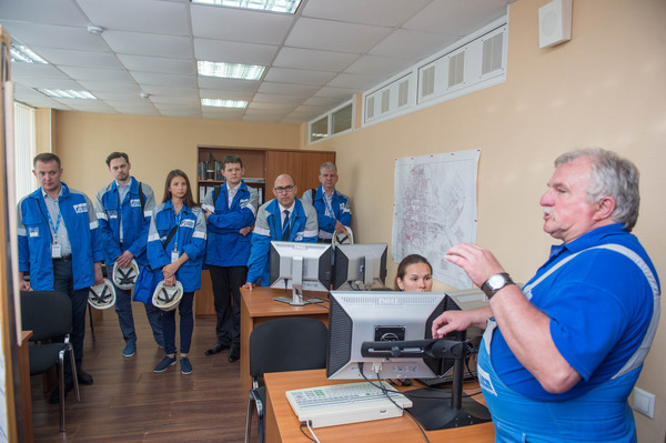Mikhail Sasin, Chief Process Engineer of EP-340 (ethylene and propylene) Production Unit tells about the project implementation of Computer Training Class in Workshop No. 56 at Monomer Plant.