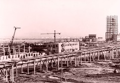Construction of Industrial Complex No.18