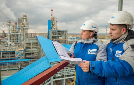 According to the energy saving programme, 42 events will be implemented in Gazprom neftekhim Salavat in 2016
