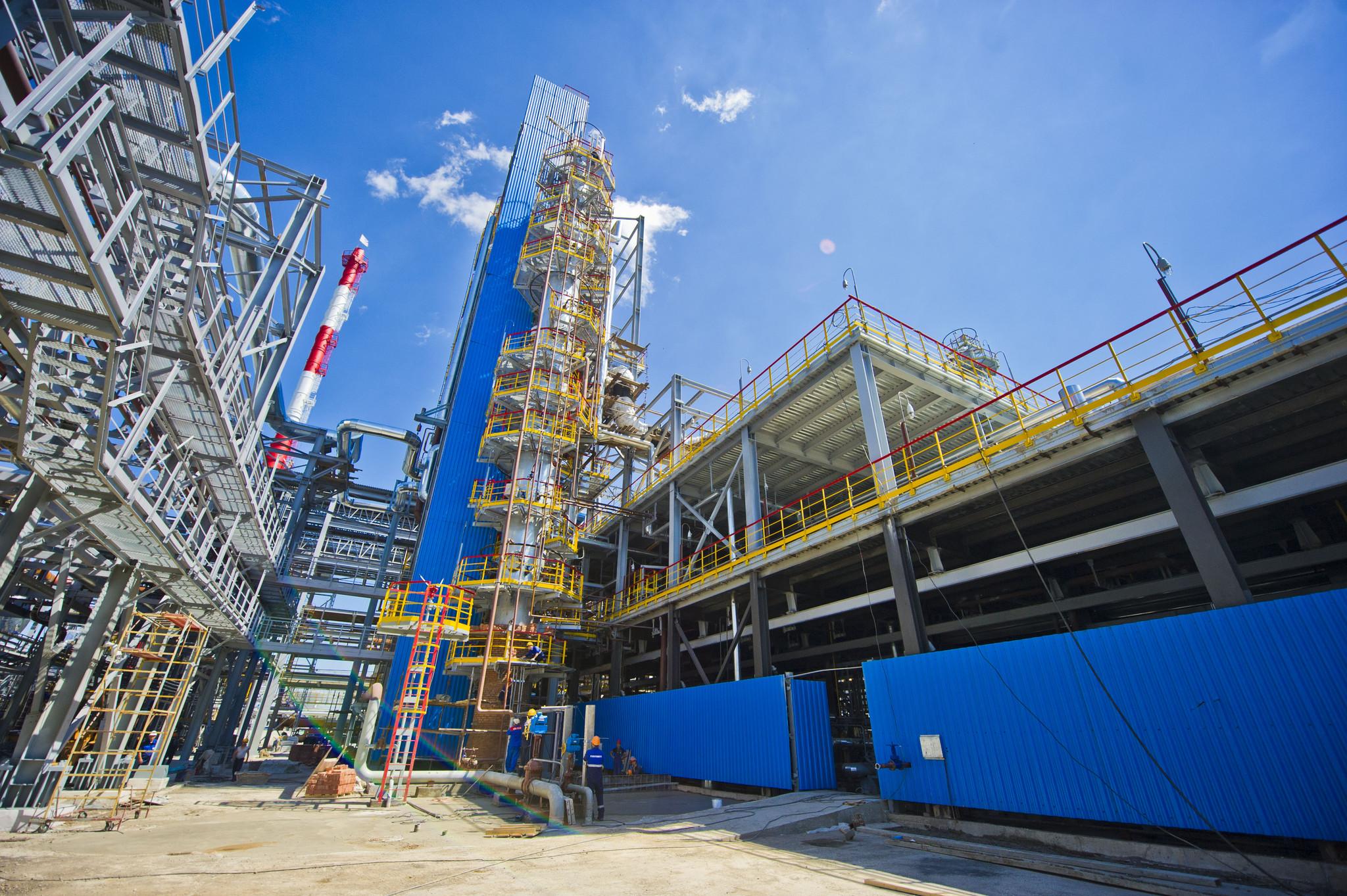 JSC Gazprom neftekhim Salavat 40