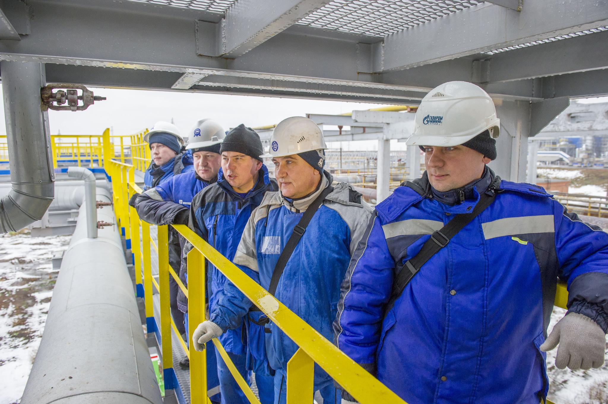 JSC Gazprom neftekhim Salavat 87